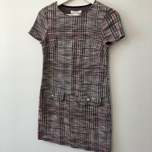 Primark Plaid Mini Dress
